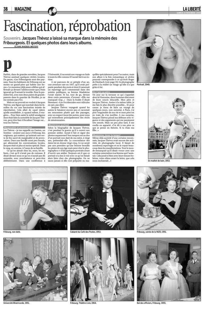 La Liberté, 17.11.2005
