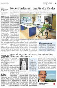 Freiburger Nachrichten, 13.09.13