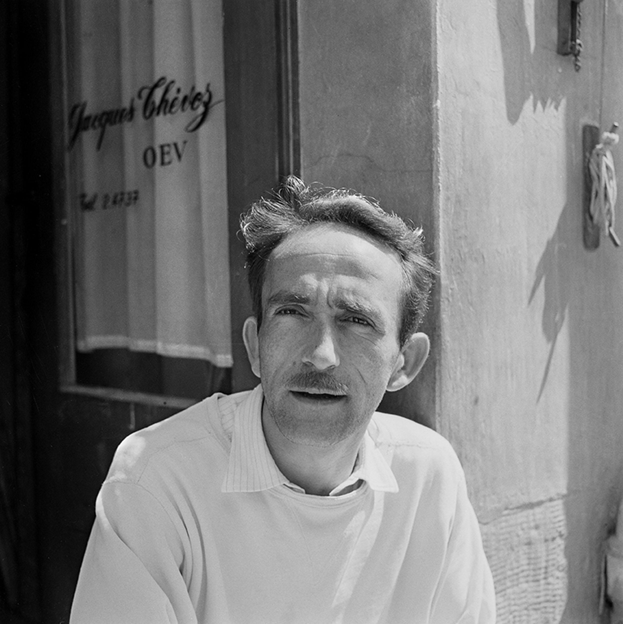 Jacques Thévoz, Fribourg, 1953