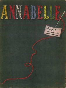 Annabelle, couverture
