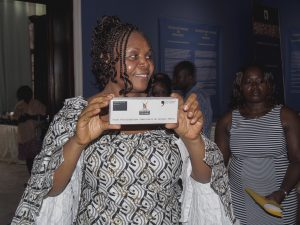Esther Olembé, Directrice des Archives Nationales du Cameroun