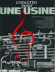 Concerto pour une usine, p. 11