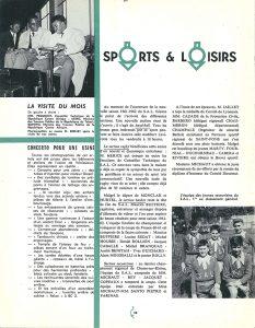 Berliet | informations décembre 1961